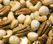 nuts contain healthy fats for appetite control